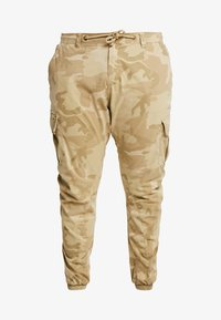 Urban Classics - PANTS - Cargo trousers - sand - 5