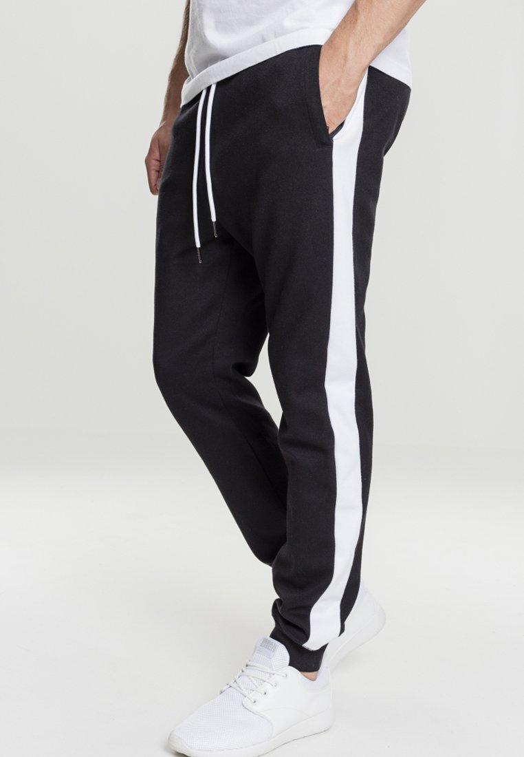Urban Classics white Pantalon SurvêtementBlack De KuF1J3lcT