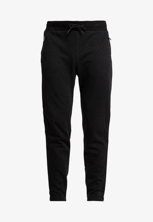 MILITARY - Teplákové kalhoty - black