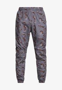 Urban Classics - TRACK PANTS - Teplákové kalhoty - darkdesert - 3