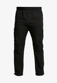 Urban Classics - RIPSTOP PANTS  - Cargo trousers - black - 5