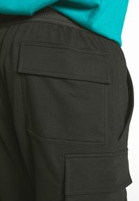 Urban Classics - TACTICAL PANTS - Kapsáče - black - 5