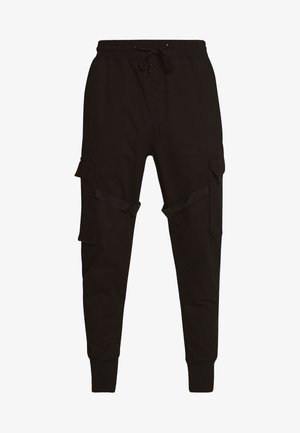 TACTICAL TROUSER - Pantaloni cargo - black