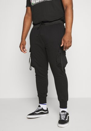 TACTICAL PANTS - Kapsáče - black