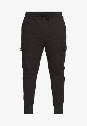 TACTICAL TROUSER - Pantalon cargo - black
