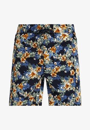 PATTERN RESORT - Shorts - hibiscus