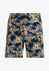 Urban Classics - PATTERN RESORT - Shorts - hibiscus