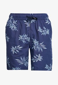 Urban Classics - PATTERN RESORT - Shorts - subtile - 4