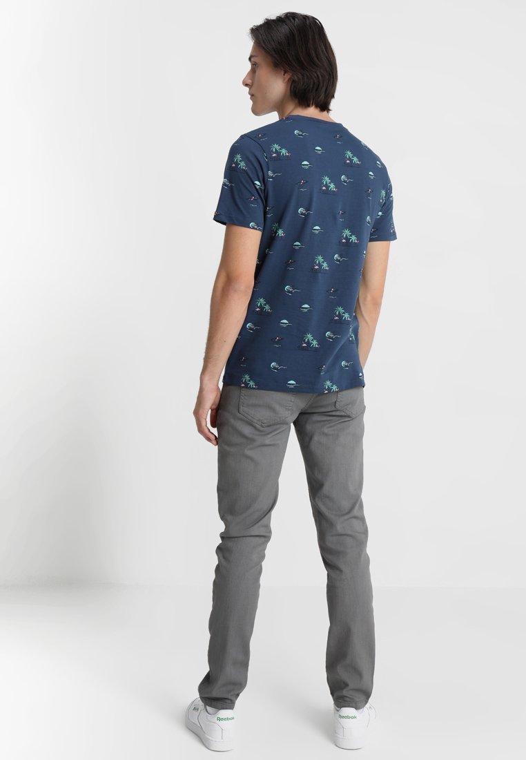 Urban Grey Slim Basic StretchJean Classics shBQxtordC