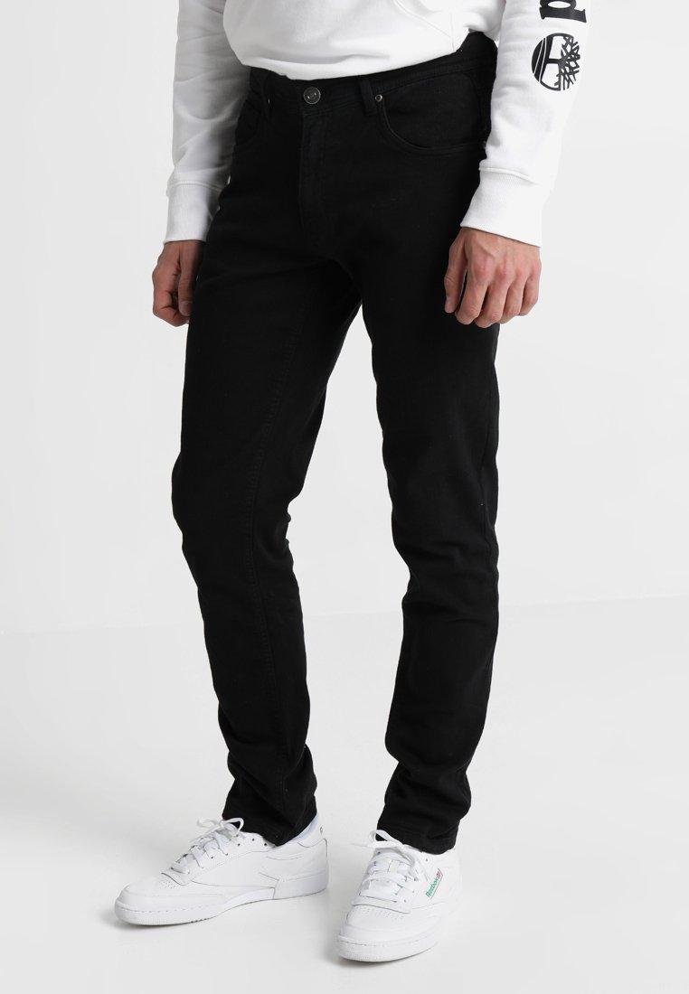 Urban Classics - BASIC STRETCH - Jeans Slim Fit - black