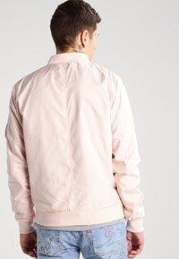 Urban Classics - Bomberjacks - light pink - 2