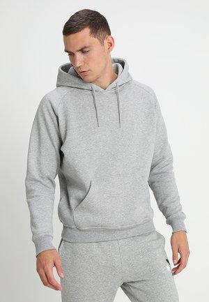 BLANK HOODY - Bluza z kapturem - grey