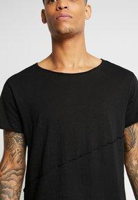 Urban Classics - T-shirt print - black - 3