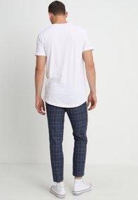 Urban Classics - 2 PACK - T-shirts basic - white - 2