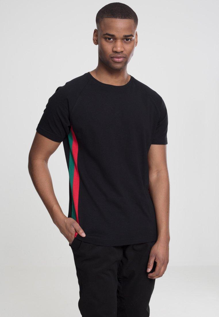 ImpriméBlack shirt red T Classics Urban uiPZOkX