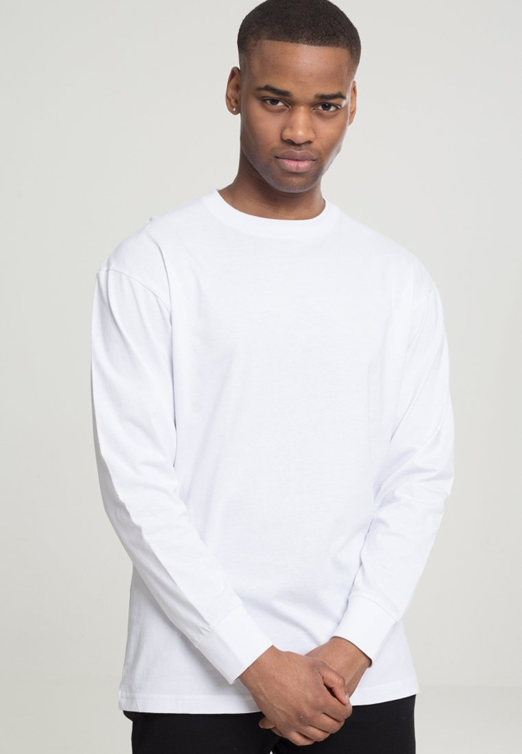 Urban Classics - Long sleeved top - white