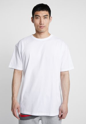 ORGANIC BASIC TEE - T-shirt - bas - white