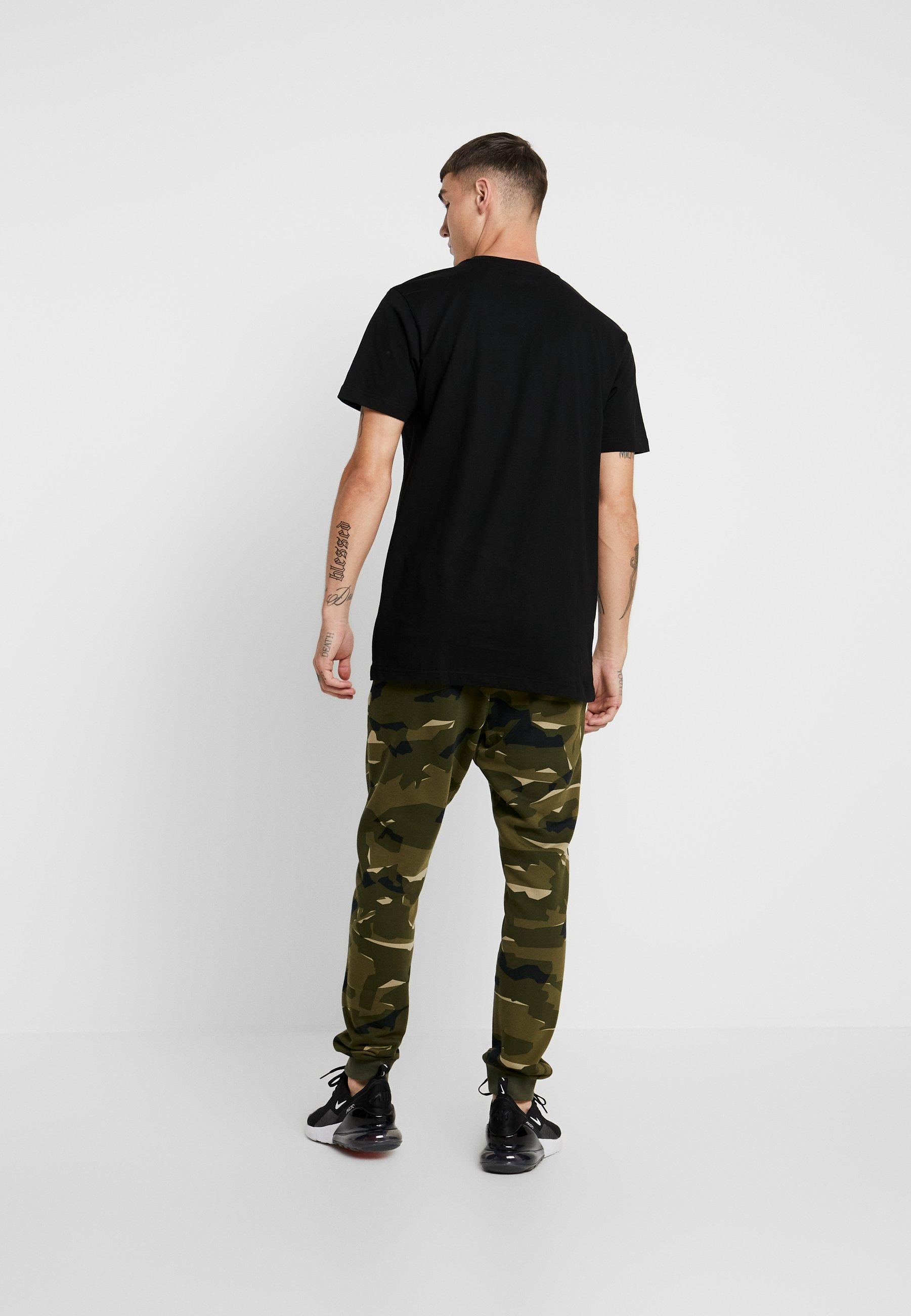 Urban Classics BASIC TEE 2 PACK - T-shirt basic - black/white