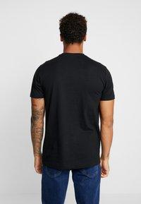 Urban Classics - BASIC TEE 3 PACK - T-shirt basic - black/white/grey - 2