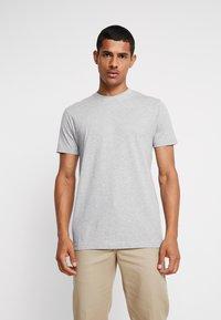 Urban Classics - BASIC TEE 6 PACK - Basic T-shirt - white/black/grey - 1