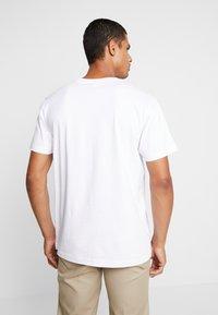 Urban Classics - BASIC TEE 6 PACK - Basic T-shirt - white/black/grey - 2