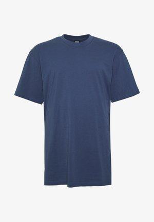 TALL TEE - Basic T-shirt - vintageblue