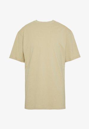 TALL TEE - Basic T-shirt - concrete