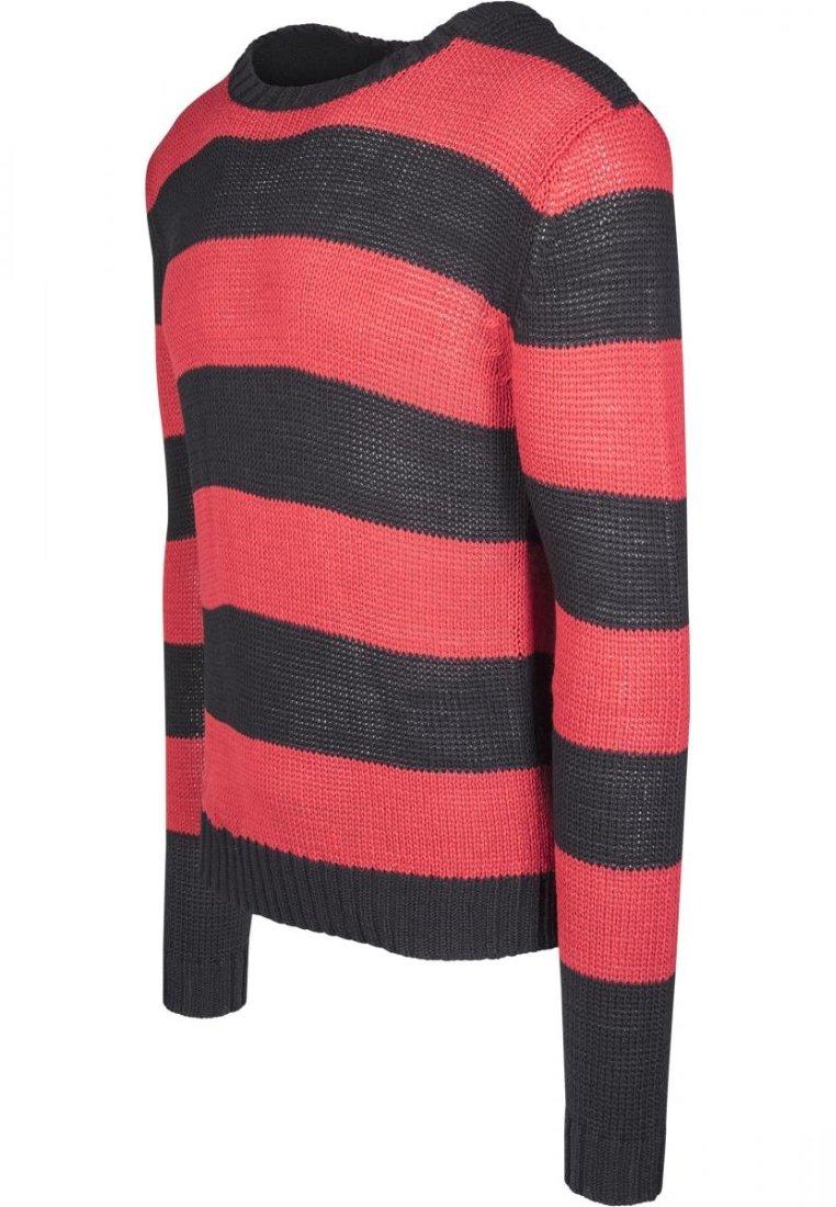 Classics red Black StripedPullover Urban hQtxCsdr