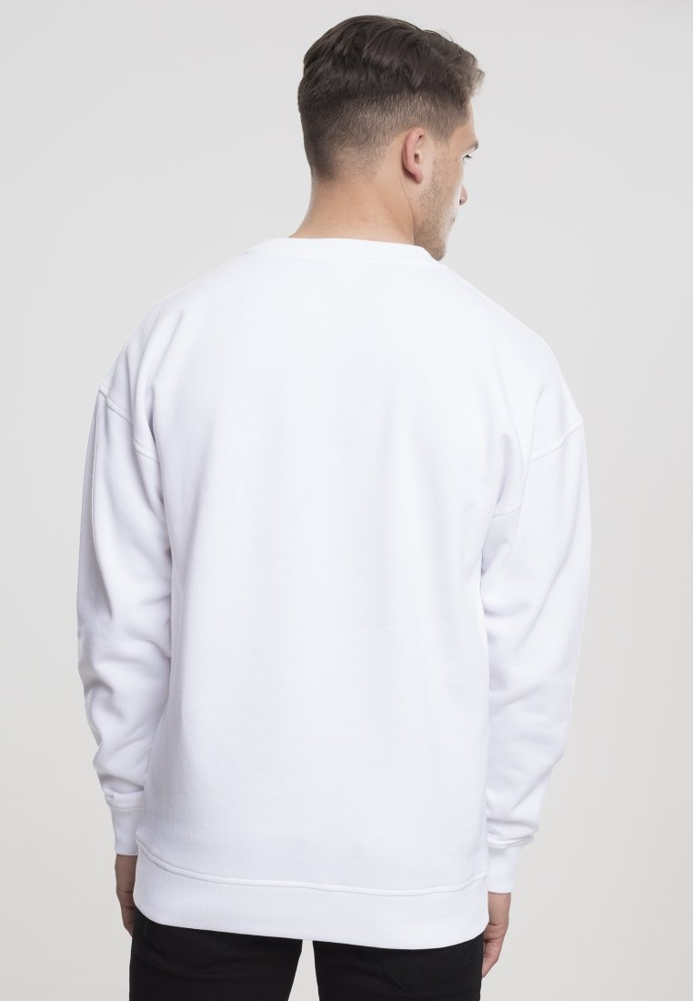 Urban Classics CREWNECK - Bluza - white