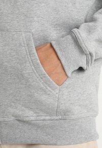 Urban Classics - ZIP HOODY - Zip-up hoodie - grey - 5
