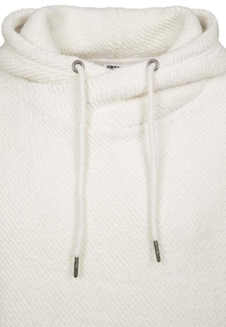 Terry Urban Off Classics Inside Out white HoodyPullover EDH29WYI