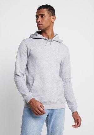 BASIC HOODY - Hoodie - grey