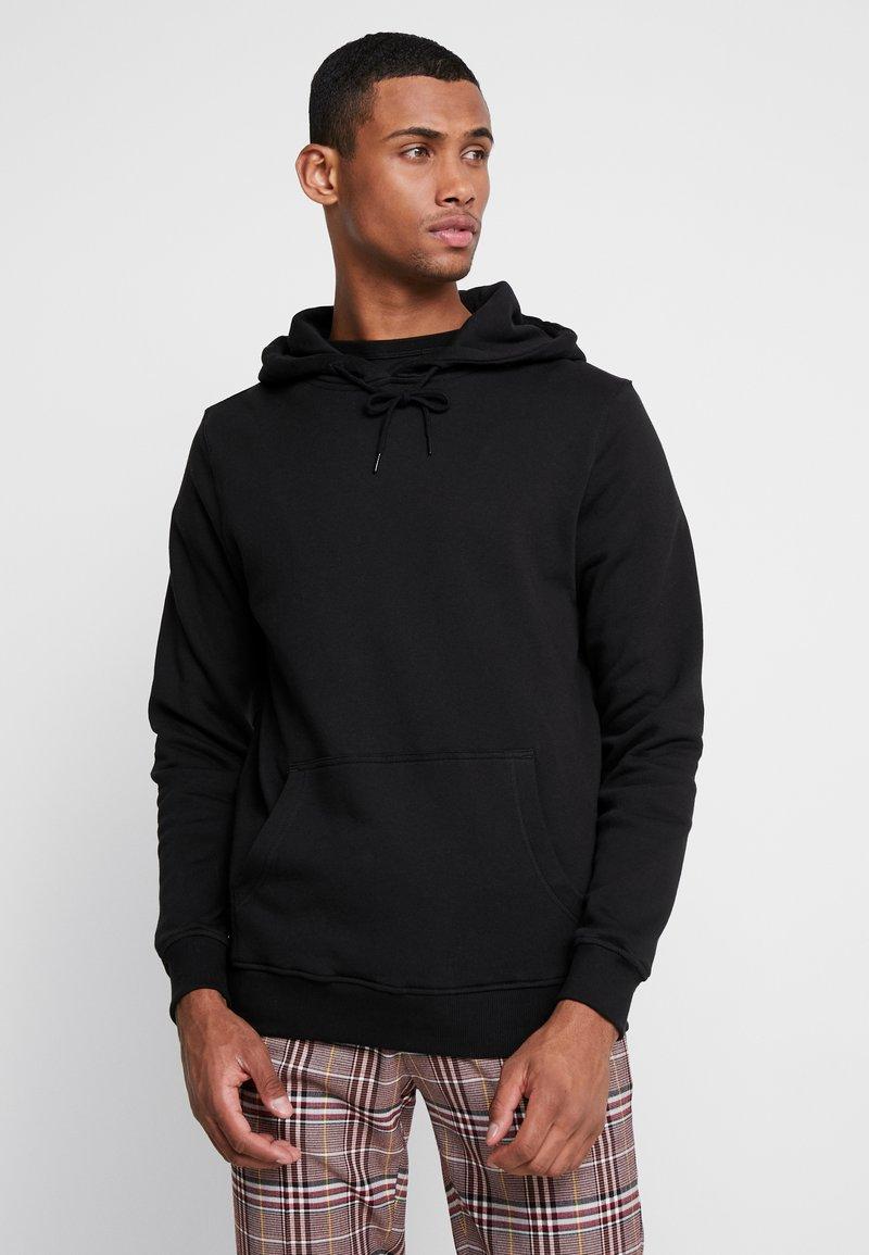 Urban Classics - BASIC HOODY - Hoodie - black