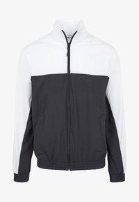 Urban Classics - Training jacket - black/white - 1