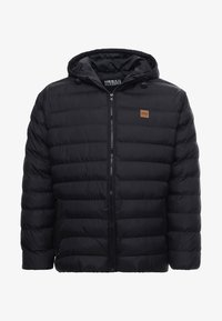 Urban Classics - BASIC BUBBLE JACKET - Zimní bunda - black - 3