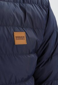 Urban Classics - BASIC BUBBLE JACKET - Giacca invernale - navy/white/navy - 5