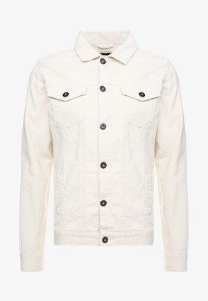 CORDUROY JACKET - Summer jacket - offwhite