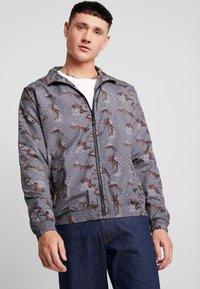 Urban Classics - Training jacket - darkdesert - 0