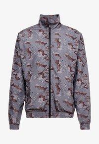 Urban Classics - Training jacket - darkdesert - 4
