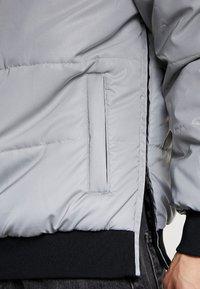 Urban Classics - REFLECTIVE JACKET - Winter jacket - silver - 3
