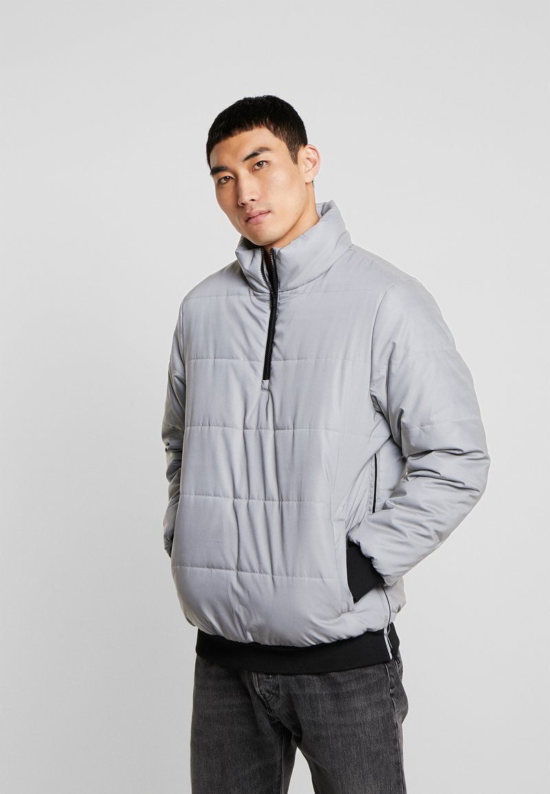 Urban Classics - REFLECTIVE JACKET - Winter jacket - silver