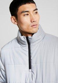 Urban Classics - REFLECTIVE JACKET - Winter jacket - silver - 5