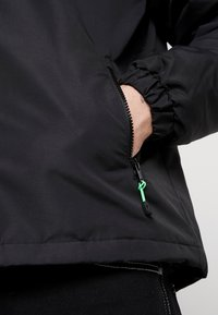 Urban Classics - Light jacket - black/neongreen - 4