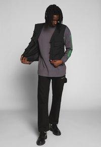 Urban Classics - TACTICAL VEST - Vest - black - 1