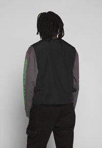 Urban Classics - TACTICAL VEST - Vest - black - 2