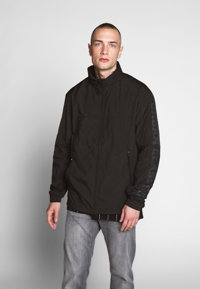 TACTICAL LIGHT JACKET - Let jakke / Sommerjakker - black