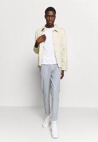 Urban Classics - WORKER JACKET - Summer jacket - concrete - 1