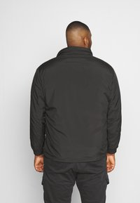 Urban Classics - TACTICAL LIGHT JACKET - Windbreaker - black - 2