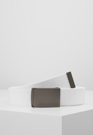 BELTS - Belt - white