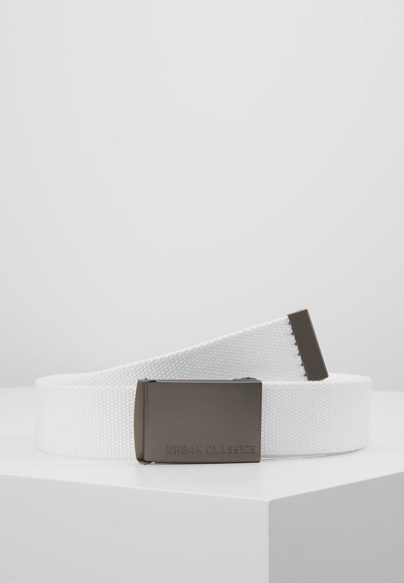 Urban Classics - BELTS - Belt - white